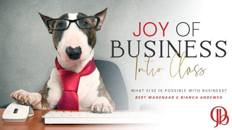 Joy of Business Intro Classes