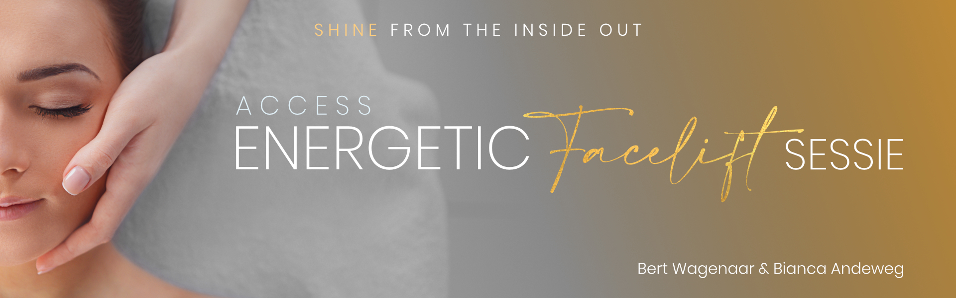 Access Energetic Facelift Sessie